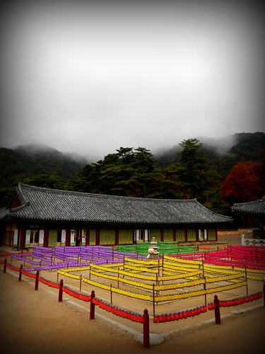 Korean Buddhist Temple - Haeinsa Temple