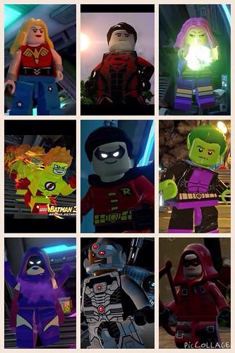 Lego Batman 3 Beyond Gotham Teen Titans - a photo on Flickriver