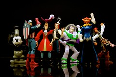 The Court of Disney Captains