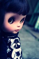 Angus the traveling blythe (BlytheGirl123) Tags: toy doll angus blythe custom