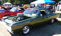 1969 Dodge Dart (bballchico) Tags: 1969 dodge dart tracygrooms arlingtoncarshow dragstrip dragcar 572 arlingtondragstripreunionandcarshow 2014 206 washingtonstate arlingtonwashington