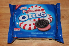 Peppermint creme Oreo cookies (Like_the_Grand_Canyon) Tags: november vacation cookies america dc washington cookie sweet district united columbia states oreo oreos amerika 2014