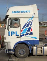 IPLTransport DAF XF 460 December 2014 (Bristol Viewfinder) Tags: mercedes cement mixer argos daf hypnos ipl