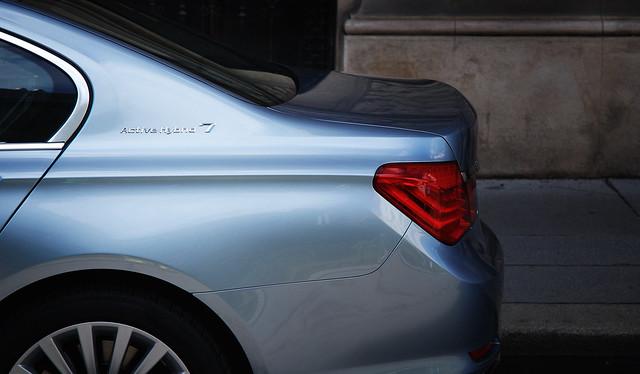 vienna street blue detail car nikon metallic 7 bmw hybrid f01 d80 activehybrid