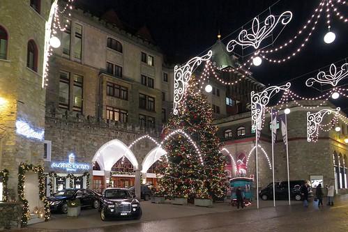 St. Moritz - Via Serlas