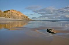 Traeth Mawr (Paula J James) Tags: sea cliff beach southwales wales sand cliffs beaches geology valeofglamorgan southerndown bristolchannel traethmawr welshcoast limestonecliffs glamorganheritagecoast southwalescoast southeastwales walescoastpath