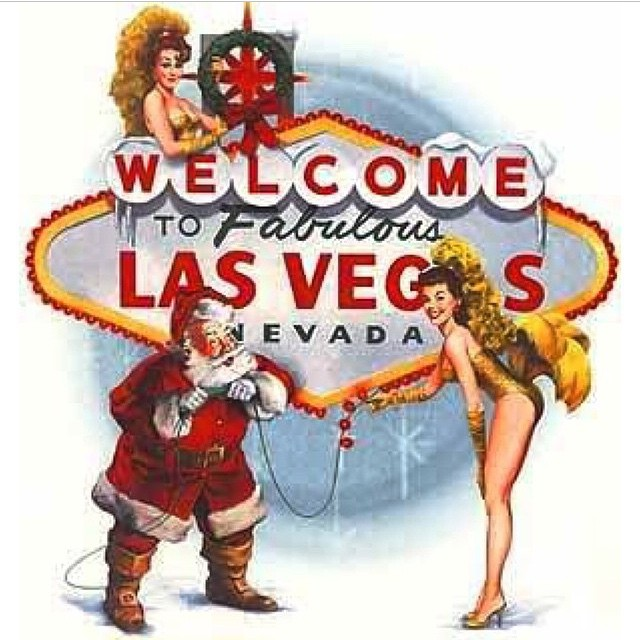 Wishing everyone a wonderful Christmas! Ill be away for a few days visiting family in #Vegas! #MerryChristmas #VegasChristmas