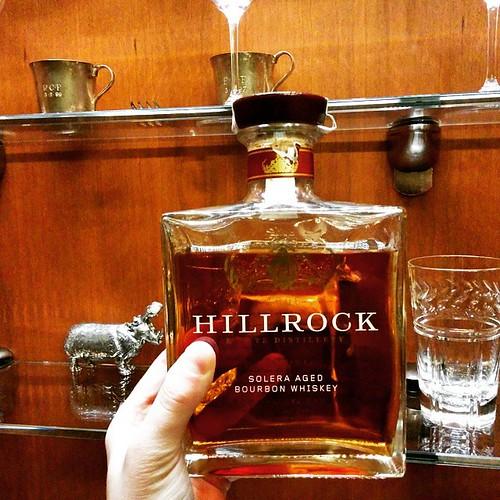 #HILLROCK #bourbon #goodstuff #topshelf #powerful