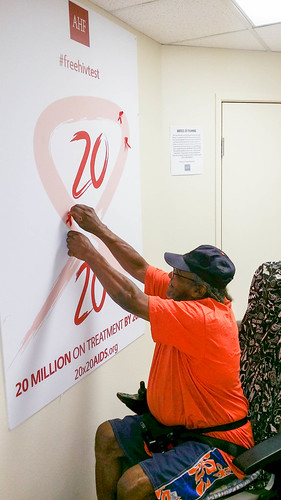 World AIDS Day 2014: USA - San Diego, CA