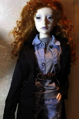 Inspired by Anthropologie (bentwhisker) Tags: doll inspired molly bjd resin anthropologie 5426 blossomdoll