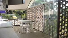 kitchen (sr_formica) Tags: barcelona architecture modern vintage design 50s bertoia midcentury