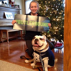 "Surprise, Lauren Briskey of Avon HS, you've been accepted to @butleru! #ButlerBound #godawgs • <a style=""font-size:0.8em;"" href=""http://www.flickr.com/photos/73758397@N07/16026573706/"" target=""_blank"">View on Flickr</a>"