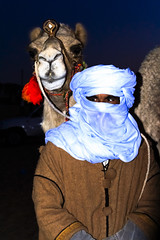 Man Of The Desert (oussama_infinity) Tags: world camera sky man nature night canon photography algeria photo desert image infinity bleu ciel national photograph vue geographic algérie panoramique صور the alger الصحراء صورة الجزائر dafrique جمل oussama of mostaganem أسامة كانون bleuciel السماء رجل d650 فوتوغرافي مستغانم canond650