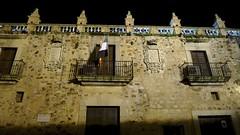 Museo de Cceres (vcastelo) Tags: espaa spain ciudad museo cceres palacio monumental extremadura veletas