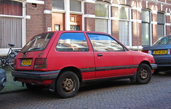 1986 Suzuki Swift 1.0 GL Automatic (rvandermaar) Tags: automatic swift sa suzuki 1986 310 gl cultus suzukiswift suzukicultus sidecode4 pl17th
