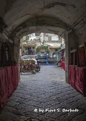 Napoli (NA), 2014, Via San Gregorio Armeno. (Fiore S. Barbato) Tags: italy san campania via napoli sangregorio gregorio presepio armeno presepi prtesepe