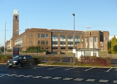 The Gillette Building - 30 December 2014 (John Oram) Tags: artdeco brentford gillettebuilding sirbanisterfletcher 2002p1020206c