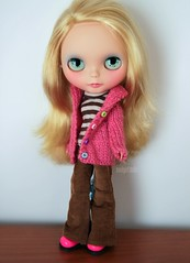 Introducing Winter, my first custom girl of 2015 :)