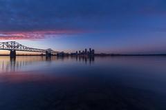 IMG_8252 (classicpilot) Tags: city morning color skyline sunrise louisville derbycity