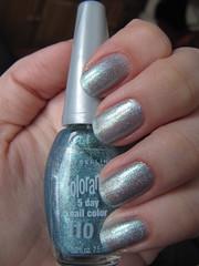 Maybelline Colorama 110 Emerald Frost (AlliMcBally) Tags: nailpolish maybelline colorama