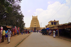 Ranganathaswamy Temple, Srirangapatna - Karnataka, India (Akbar - Web Designer and Freelance Photographer) Tags: temple srirangapatna ranganathaswamy