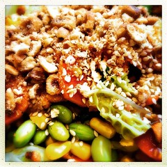 Back to Beefsteak for more Kimchi-Wa. Can there be too many veggies? Never!! #food #lunch #salad #beefsteak #washingtondc #spring (Kindle Girl) Tags: macro square salad squareformat ludwig beefsteak iphonemacro iphone365 iphoneography instagramapp uploaded:by=instagram