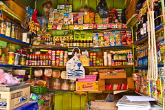 Mercadito Brujo / Witch Market (Martin Bustos) Tags: chile food peru canon 50mm agua nikon minolta florida market witch colorfull bolivia colores mercado latinoamerica 1855 yerba andean bruja hierba tradicional ocultismo 55200 especies hierbas