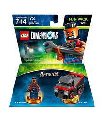 LEGO Dimensions Fun Pack 71251 A-Team box (hello_bricks) Tags: lego dimensions legodimensions year2 videogame jeuvido pack ateam agencetousrisques mrt van 71251 hellobricks