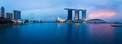 panaroma-2 (Squall EC) Tags: river hotel bay flyer singapore esplanade mbs marinabay raffleshotel singaporeflyer marinabaysands