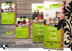 02 2016 puur smaak bio (gabrielgs) Tags: poster logo design graphicdesign flyer natural concept vormgeving ontwerp grafischevormgeving gabrielschoutendejel