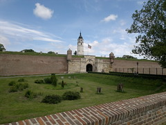 2014-05-30-1793 (vale 83) Tags: tower clock nokia serbia belgrade n8 kula kalemegdan sahat