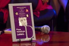 MX MM PRESENTACION LIBRO POETICAS JOVENES I (Fotogaleria oficial) Tags: mxico teatro antes cdmx estelaleero pasodegato vicenteleero eduardovazquezmartin presentacionlibropoeticasjovenes premiodramaturgiajoven