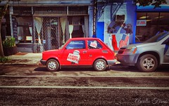 Micro #car #Brooklyn #newyork (lelobnu) Tags: newyork car brooklyn