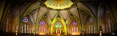 Le Sanctuaire (Richard Adams Photography) Tags: panorama canada church nikon quebec basilica troisrivieres alter d7100 ourladyofthecapeshrine