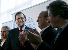 Mariano Rajoy participa en una comida mitin en Badajoz (Partido Popular) Tags: rajoy pp elecciones marianorajoy partidopopular