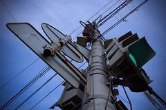 Traffic Light (advadva) Tags: road light sign trafficlight traffic wires