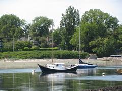 boats in bay_5587R (Michael.C.G) Tags: oakbay teaparty marina