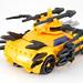 Transformers Bumblebee Deluxe - TF Prime Beast Hunters - modo alterno