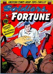 Soldiers of Fortune 9 (Michael Vance1) Tags: war soldiers comics comicbooks cartoonist art adventure artist anthology