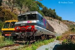 BB.22347 SNCF (Andrea Sosio) Tags: train italia liguria stazione treno sncf ventimiglia alsthom nikond60 bb22200 societenationaledescheminsdeferfrancais andreasosio bb22347
