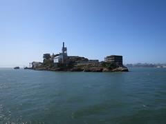 Alcatraz (Kathy McLusky) Tags: sanfrancisco california summer holiday alcatraz 2016 boattour