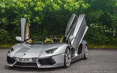 Lamborghini Aventador LP 700-4 Roadster (Alexis D. Photographie) Tags: uk england cars car automobile voiture racing course lp angleterre lamborghini motorsport brandshatch sportautomobile aventador lp700