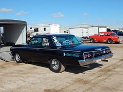 (  Black  Magic  )   1962 Chevrolet  Bel Air (Bob the Real Deal) Tags: old school belair car race racecar drags goodtimes dragraces blackmagic firebaughca 1962chevrolet 1962chevroletbelair wherewereyouin62 nostalgiadragracing 1962chevy eaglefielddrags eaglefieldrunwaydrags