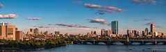 Boston (Stephanie Sinclair) Tags: bridge boston skyline clouds river cityscape charlesriver newengland longfellowbridge stephaniesinclairphotography canon80d seattleempress