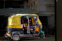 A Better Life? A Young Tuk-Tuk Driver (Captivating Concepts) Tags: asia india youth life motion tuktuk automotive abroad travel traveler urban city grit gritty labor sony street fringe journey experience delhi