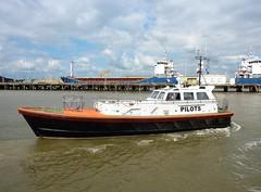 P.V. Humber Jupiter (David Shreeve) Tags: abp nelincs humber maritime grimsby docks estuary england uk ship boat