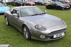 2001 Aston Martin DB7 Vantage (cerbera15) Tags: 2001 festival speed martin fos goodwood aston vantage 2016 db7