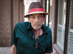George (jeffcbowen) Tags: street portrait toronto george stranger thehumanfamily