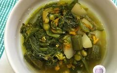 Fiori di zucchine con patate e zucchine (RicetteItalia) Tags: cucina zucchine ricette