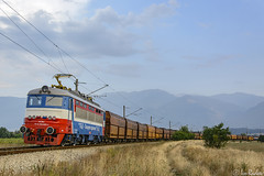 Restored 44 083 (Rivo 23) Tags: tbd tovarni prevozi electric locomotive skoda 68e class 44 bdz bulgarian railways private railway operator coal train bulgaria
